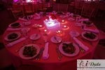Table Setting at the 2010 iDate Awards