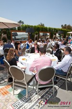 Mobile Dating Executives Meet for the iDate Lunch at the June 22-24, 2011 Dating Industry Conference in California