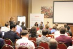 Panel Session on European Dating Software (Alena Kolyasnikova at Pilot Group, Tai Lopez at Dating Hype and Sergey Mishenko at Cupid.com)