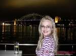 Red Hot Pie Harbour Cruise Party at the November 7-9, 2012 Mobile and Online Dating Industry Conference in Sydney