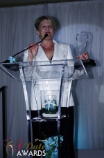 Julie Ferman - Cupid's Coach/eLove - Winner of Best Matchmaker 2012 at the 2012 iDate Awards Ceremony