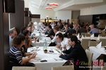 Lunch  at the 2012 Koln Euro Mobile and Internet Dating Summit and Convention