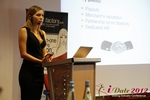 Oksana Reutova (Head of Affiliates at UpForIt Networks) at the September 10-11, 2012 Koln Euro Internet and Mobile Dating Industry Conference