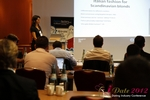 Tanya Fathers (CEO of Dating Factory) at the 2012 Euro Online Dating Industry Conference in Koln