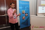 Dwipal Desai (CEO of TheIceBreak.com) at iDate2012 L.A.