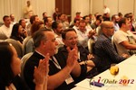 Audience at the 2012 Online and Mobile Dating Industry Conference in Beverly Hills