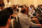 Audience and Beer at the Final Panel  at iDate2012 L.A.