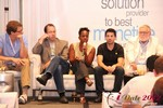 Robinne Burrell (VP at Match.com) during the Final Panel at the 2012 L.A. Mobile Dating Summit and Convention