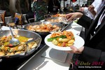 Lunch at the 2012 L.A. Mobile Dating Summit and Convention