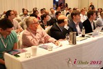 Audience during the state of the mobile dating industry  at the June 20-22, 2012 L.A. Internet and Mobile Dating Industry Conference