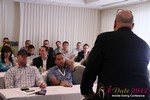 Roger Pavane (VP at PayOne) during Text2Pay Mobile Payments Session at iDate2012 L.A.