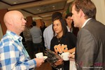 Networking at the 10th Annual Euro iDate Mobile Dating Business Executive Convention and Trade Show