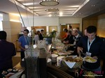 Lunch at the September 16-17, 2013 Koln Euro Internet and Mobile Dating Industry Conference