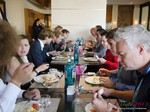 Lunch at the 2013 Euro Internet Dating Industry Conference in Koln