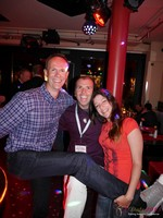 Networking Party at the 2013 Euro Internet Dating Industry Conference in Koln