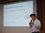 Sang-woo Pai (CEO of Markt.de) at iDate2013 Koln