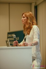 Cheryl Besner - CEO Therapy Session at the 2013 Online and Mobile Dating Business Conference in Beverly Hills