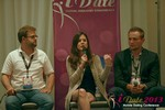 Dana Kanze - CEO of Moonit at the 34th Mobile Dating Business Conference in Beverly Hills