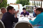 Lunch at the 2013 Online and Mobile Dating Business Conference in Beverly Hills