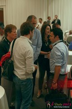 Networking at the June 5-7, 2013 Beverly Hills Online and Mobile Dating Business Conference