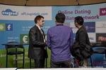 Cupid.com (Platinum Sponsor) at the January 16-19, 2013 Internet Dating Super Conference in Las Vegas