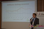 Dennis Hooijenga, Channel Manager at Daisycon on Affiliate Marketing for Dating  at the 39th iDate2014 Germany convention