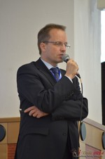 Dieter Plassman, CTO at Net-M  at the September 8-9, 2014 Germany Euro Internet and Mobile Dating Industry Conference