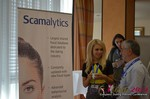 Exhibit Hall, Scamalytics Sponsor  at the September 7-9, 2014 Mobile and Internet Dating Industry Conference in Cologne