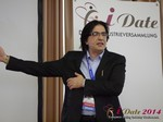 Francesco Nuzzolo, France Manager for Dating Factory  at the 39th iDate2014 Germany convention