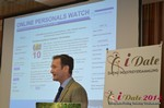Mark Brooks from Online Personals Watch, 10th Annual State of the European Dating Industry  at the 11th Annual Euro iDate Mobile Dating Business Executive Convention and Trade Show