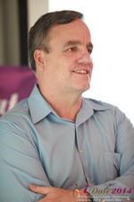 BeehiveID Co-Founder Alex Kirkpartrick at iDate2014 L.A.