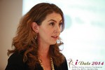 Jill James, COO of Three Day Rule Seminar On Partnership Models For Dating Leads To Online Dating at iDate2014 West