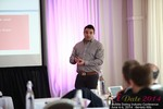 Justin Smith, Director Of Business Development at Cake Marketing at the 38th iDate2014 California