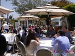 Lunch at the 2014 Online and Mobile Dating Industry Conference in L.A.