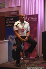 Nigel Williams, VP at Adxpansion On Best Strategies For Online Dating Conversions at the 2014 Los Angeles Mobile Dating Summit and Convention
