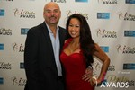 Sean Kelley & Carmelia Ray  at the 2014 Las Vegas iDate Awards Ceremony