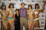 Peter Christopher  at the January 15, 2014 Internet Dating Industry Awards Ceremony in Las Vegas