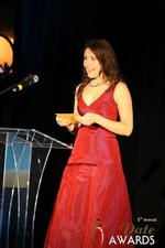 Tanya Fathers  at the 2014 Internet Dating Industry Awards in Las Vegas
