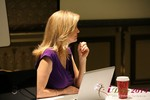 CNN's Dr. Wendy Walsh - Matchmaking Debate Moderator at the January 14-16, 2014 Las Vegas Internet Dating Super Conference