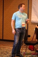 Michael O'Sullivan - CEO of HubPeople at the January 14-16, 2014 Las Vegas Internet Dating Super Conference