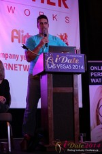 Nick Bicanic - Co-Founder @ IDCA at the 37th International Dating Industry Convention