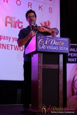 Tai Lopez - CEO at Model Promoter at the 2014 Las Vegas Digital Dating Conference and Internet Dating Industry Event