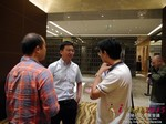 Networking among China and Far East Dating Executives at the May 28-29, 2015 Mobile and Internet Dating Industry Conference in Beijing