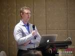 Daniel Haigh - COO of Oasis at the 41st iDate2015 Beijing convention