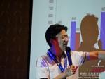 Dr. Song Li - CEO of Zhenai at the 41st iDate2015 China convention