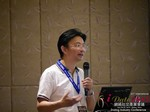 Dr. Song Li - CEO of Zhenai at the May 28-29, 2015 Mobile and Online Dating Industry Conference in China