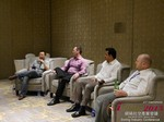 Final Panel - Dating Industry Executives at the 2015 Beijing Asia Mobile and Internet Dating Expo and Convention