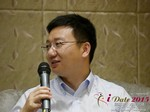 Jason Tian - CEO of Baihe at the 2015 Beijing Asia Mobile and Internet Dating Expo and Convention