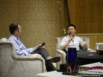 OPW Interview with Jason Tian - CEO of Baihe at the 2015 Asia Internet Dating Industry Conference in China