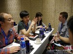 Speed Networking at the 2015 Asia Online Dating Industry Conference in Beijing
